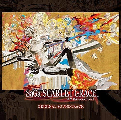 サガ スカーレット グレイス オリジナル・サウンドトラック...