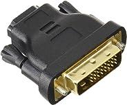 エスエスエーサービス [ DVI-D 変換コネクタ ] HDMIタイプ・A(メス)→ DVI-D(24ピン・オス) SHDMF-DVIM
