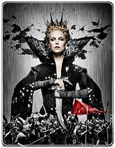 【Amazon.co.jp限定】スノーホワイト Blu-ray & DVD スチールブック仕様(デジタルコピー付)(完全数量限定)