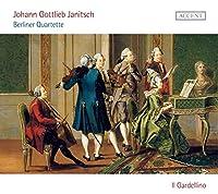 ヨハン・ゴットリープ・ヤニチュ : ベルリン室内ソナタ集 (Johann Gottlieb Janitsch : Berliner Quartette / il Gardellino) [輸入盤]