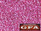 GFA グリッター フレーク マルーン 60g / ピンク ラメ カスタム ネイル ヘルメット