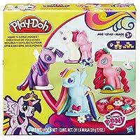 [プレードウ]Play-Doh My Little Pony Make 'n Style Ponies B0009 [並行輸入品]