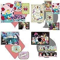 一番くじ ふしぎの国のアリス Go to Wonderland G賞 文房具コレクション 全4種