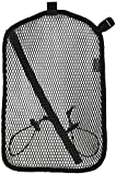 ラフアンドロード(ROUGH&ROAD) バイクリュック用ミネルヴァ(R)エアメッシュパネル ブラック M MV9202 (¥ 1,743)