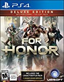 For Honor - Deluxe Edition (輸入版:北米) - PS4