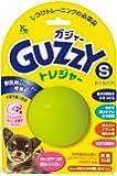 GUZZY(ガジィ―) 犬用おもちゃ GUZZY ガジィ―トレジャーS グリーン S サイズ (ケース販売)