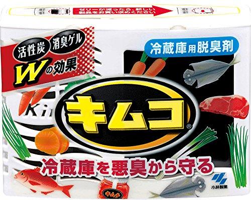 キムコ 冷蔵庫脱臭剤 冷蔵庫用 効き目約6ヶ月