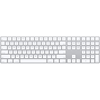 Apple Magic Keyboard(テンキー付き) 英語(US) MQ052LL/A