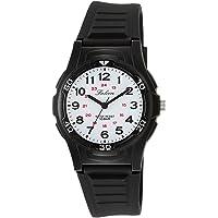 [シチズン Q&Q] 腕時計 アナログ 防水 ウレタンベルト VS08-002 メンズ ホワイト