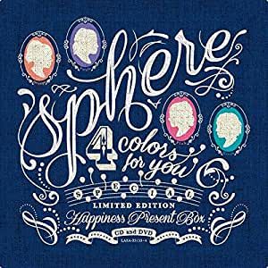 4 colors for you(完全数量限定盤)