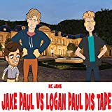 Jake Paul Vs Logan Paul Dis Tape
