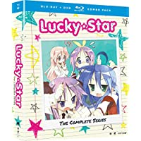 Lucky Star: the Complete Series & Ova