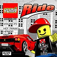 【DJ YUMA】RIDE Volume.35/HIP HOP R&B/MIX CD