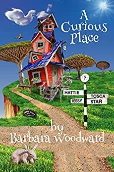 A Curious Place by [Woodward, Barbara]