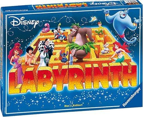 ラビリンス ディズニーキャラクター (Labyrinth: Disney Character) ボードゲーム