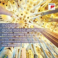 Mozart: Great Mass in C Minor by ROMBO / MUNICH CHAMBER ORCH / DIJKSTRA (2013-07-09)