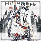 Turn Into Love♪Hi!SuperbのCDジャケット
