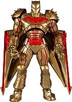 DCコミックス DCマルチバース ヘルバットアーマー・バットマン (ゴールド・エディション) [コミック] #055 7インチ・アクションフィギュア