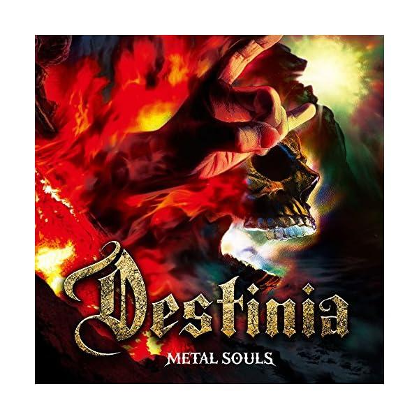 METAL SOULS【初回限定盤CD+ボーナス...の商品画像