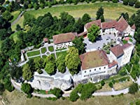 Lais Puzzle スイス城レンツブルク 200 部