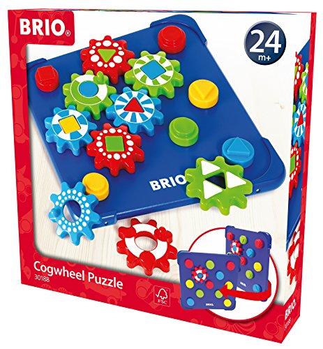 BRIO 歯車パズル 30188