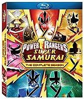 Power Rangers Super Samurai: the Complete Season [Blu-ray] [Import]