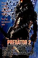 """ポスターUSA–Predator 2Movieポスター光沢仕上げ–mov784 24"""" x 36"""" (61cm x 91.5cm)"""