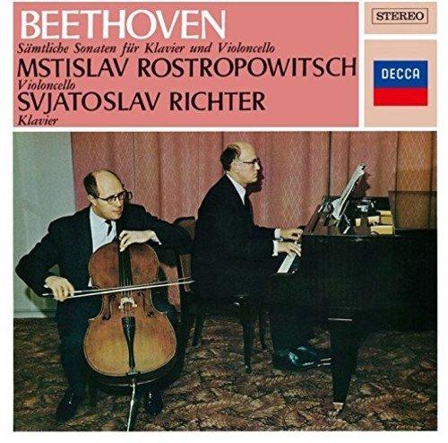 ベートーヴェン:チェロ・ソナタ全集の詳細を見る