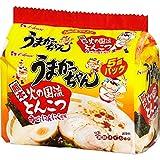 ハウス うまかっちゃん熊本 火の国流とんこつ 香ばしにんにく風味 5P×6袋