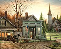 White Mountain Puzzles Office Hours - 550Piece Jigsaw Puzzle [並行輸入品]
