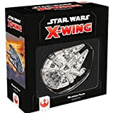 Fantasy Flight Games Star Wars X-Wing Millennium Falcon Expansion Pack Miniatures Game