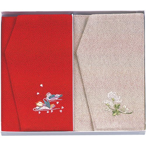 [해외]자수 입금 봉 후쿠 경조사 세트/Embroidery deposit money seal Fukusa condolence set