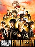 HiGH & LOW THE MOVIE 3〜FINAL MISSION〜【豪華盤2枚組】[RZXD-86567/8][Blu-ray/ブルーレイ]