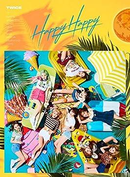 【メーカー特典あり】 HAPPY HAPPY (初回限定盤A)(ICカードステッカー(9種ランダムうち1種)付)