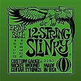 【国内正規輸入品】ERNIE BALL アーニーボール エレキギター弦 12弦 2230 12-String Slinky 12弦スリンキー