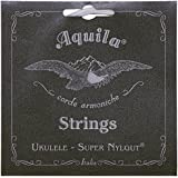 Aquila Super Nylgut AQ-107 Tenor Ukulele Strings - Low G - Set of 4 Strings