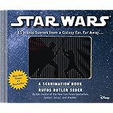 Star Wars: 11 Iconic Scenes from a Galaxy Far, Far Away... (A Scanimation Book)