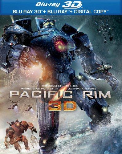 パシフィック・リム 3D & 2D ブルーレイセット (3枚組)(初回数量限定生産) [Blu-ray]の詳細を見る
