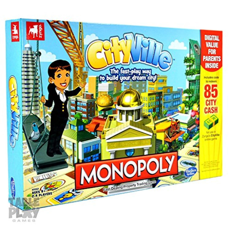 CityVille Monopoly