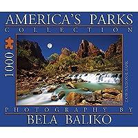 Americas公園1000Pieceパズル