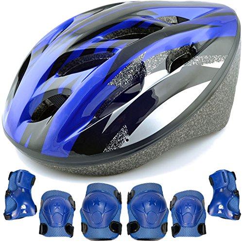 YRINA 子供用 ヘルメット プロテクター セット 自転車...