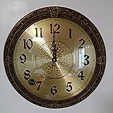 壁掛け時計 350ローズリング おしゃれ 掛時計 北欧 時計 インテリア