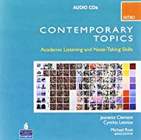 Contemporary Topics Introductory (1E) Audio CDs(3)