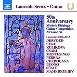 50th Anniversary Michele Pittaluga Guitar Competition, Alessandria