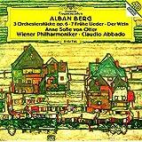 ベルク:初期の7つの歌、ワイン、管弦楽のための3つの小品