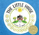 The Little House Board Book (Read Along Book & CD)