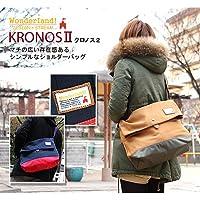 Wonderland(ワンダーランド)KRONOS2 WM-0031 ショルダーバッグ