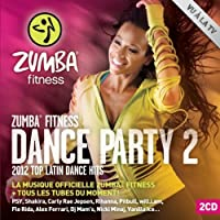 Vol. 2-Zumba Fitness Dance Party 2012