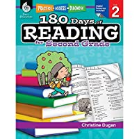 180 Days of Reading for Second Grade (Practice, Assess, Diagnose)