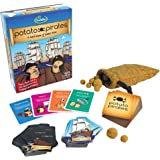 ThinkFun 1930 Potato Pirates Coding Card Game and STEM Toy for Boys and Girls Age 7 and Up A Fun Card Game of Potato War, 3-6